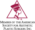 American Society for Aesthetic Plastic Surgery, Inc. Logo